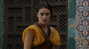 Rosabell Laurenti Sellers Game of Thrones S06E01 Tyene Sand 2