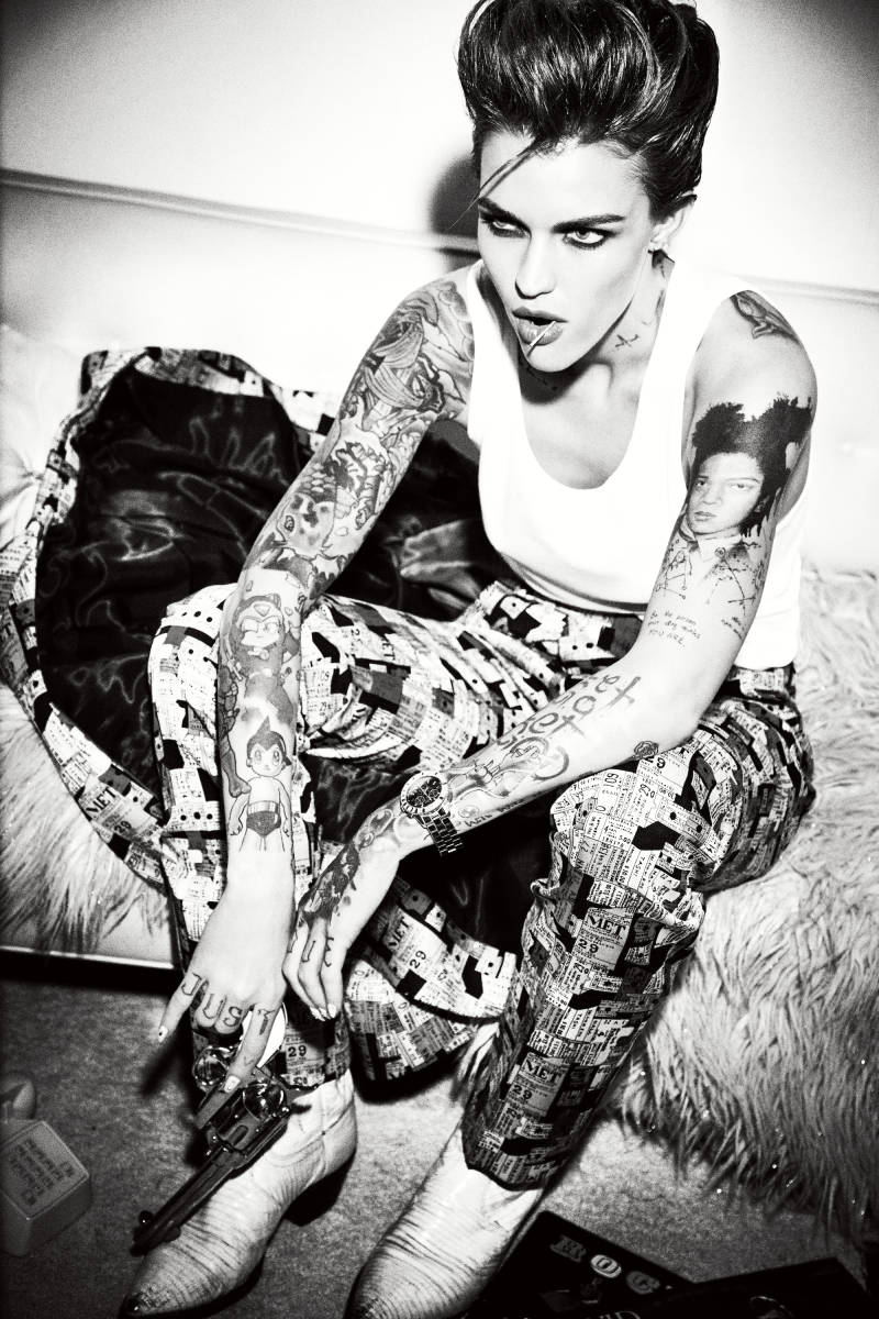 Ruby Rose Images HD Wallpaper And Background Photos