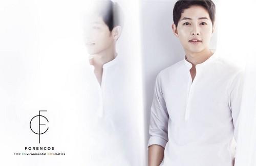 Song Joong Ki Wallpaper Titled SONG JOONG KI FOR FORENCOS ADS