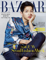 SONG JOONG KI FOR HARPER'S BAZAAR KOREA MAY 2016 ISSUE