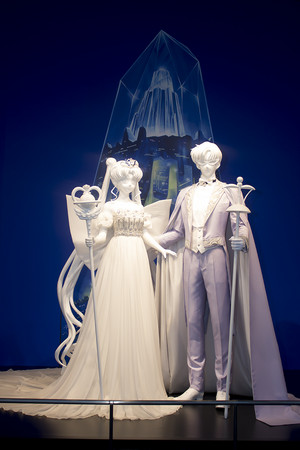Sailor Moon Exhibit 2016
