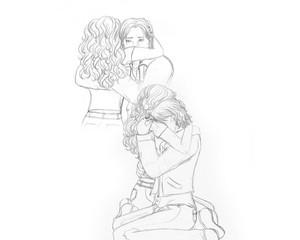 Sam/Jess Drawing