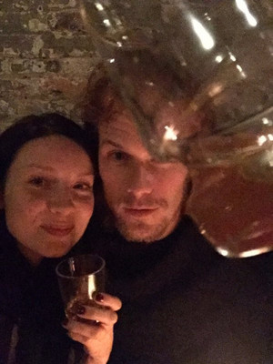 Sam and Cait(May,2016)