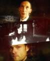 Sam and Death - supernatural fan art