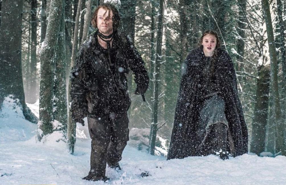 Sansa Stark Images And Theon Greyjoy Season 6 HD Wallpaper Background Photos