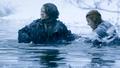 Sansa Stark and Theon Greyjoy- Season 6 - sansa-stark photo