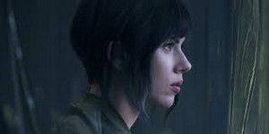 Scarlett Johansson First Look Ghost in the Shell