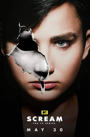 Scream Audrey Season 2 Poster