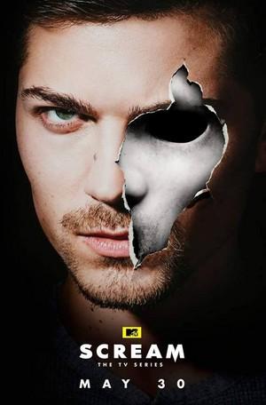 Scream Kieran Season 2 Poster