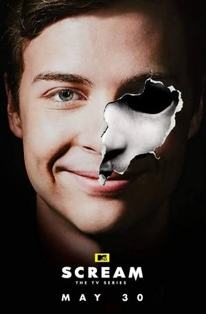 Scream Noah Season 2 Poster