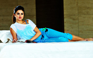 Selena fond d'écran