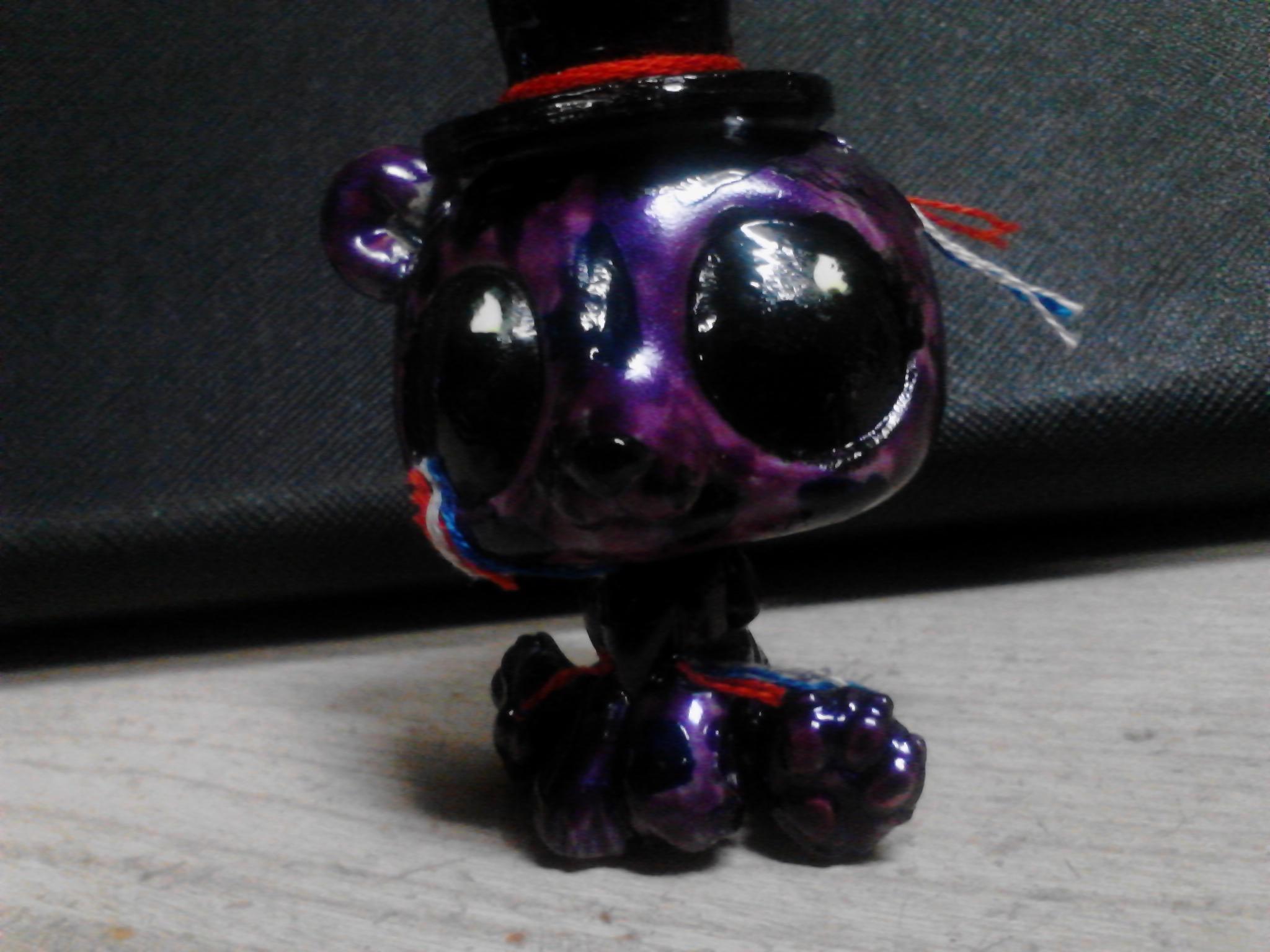 Shadow Freddy Custom LPS