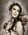 Sharon den Adel - within-temptation fan art