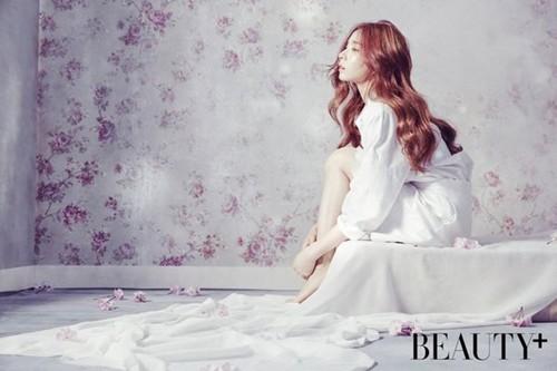 Shin Se Kyung wallpaper entitled Shin Se Kyung for 'Beauty '