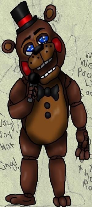 Sing Toy Freddy