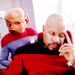 Sisko and Nog