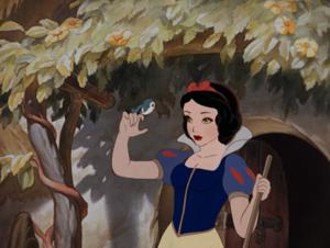 Snow White Older