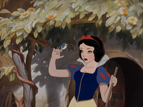 Disney Princess karatasi la kupamba ukuta called Snow White Older