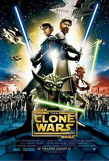 ngôi sao Wars: The Clone Wars