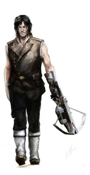 Steampunk Daryl
