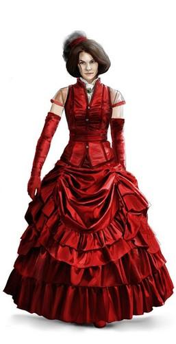 maggie twd costume