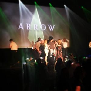 Stemily: Arrow Season 4 - avvolgere Party