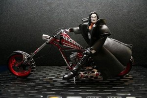Sting on the black widow m