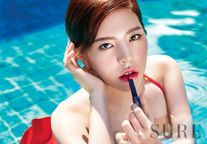 Sunny for 'SURE'