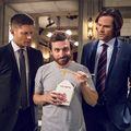 Supernatural - jared-padalecki-and-jensen-ackles photo