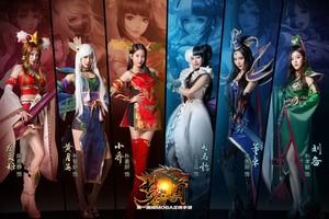 T-ara Dream Of Three Kingdoms