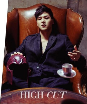 TEEN puncak, atas for 'High Cut'!
