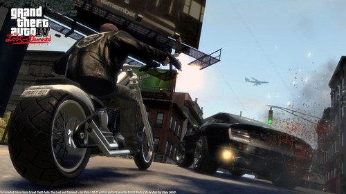 Grand Theft Auto IV The Lost And Damned Hintergrund called TLAD 17