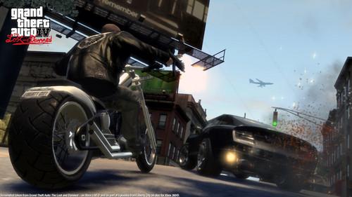 Grand Theft Auto IV The Остаться в живых And Damned Обои titled TLAD 17