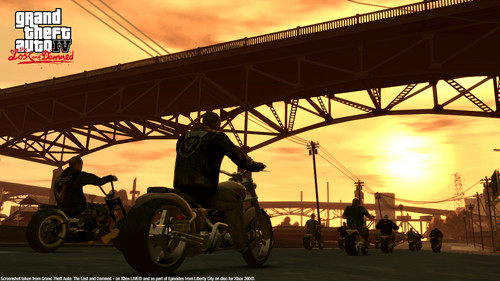 Grand Theft Auto IV The lost And Damned fondo de pantalla called TLAD 22