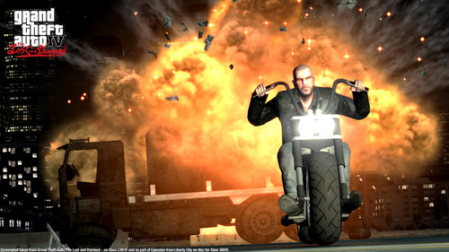 Grand Theft Auto IV The Остаться в живых And Damned Обои possibly containing a стрелок entitled TLAD 26