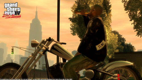 Grand Theft Auto IV The lost And Damned wallpaper called TLAD 27