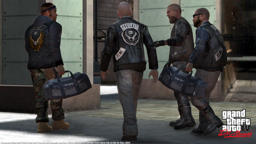 Grand Theft Auto IV The lost And Damned wallpaper entitled TLAD 43