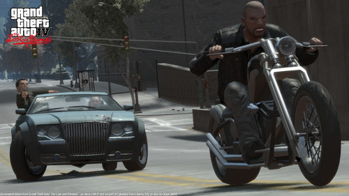 Grand Theft Auto IV The lost And Damned wallpaper called TLAD 61