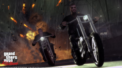 Grand Theft Auto IV The Остаться в живых And Damned Обои called TLAD 85