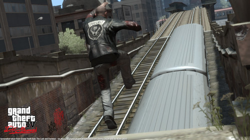 Grand Theft Auto IV The Lost And Damned Hintergrund called TLAD 89