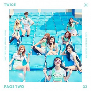 TWICE release their online album cover before album release