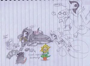 Tadaa School Doodles