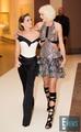 Taylor Swift and Emma Watson at MET Gala 2016  - emma-watson photo