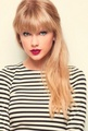Taylor Swift with Bangs and Long Hair - music photo
