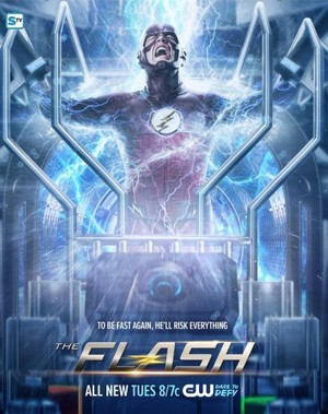 The Flash - Season 2 - New Key Art Poster
