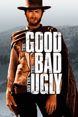 The Good the Bad and the Ugly 1966  (Blondie -Man with no name)