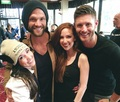 The Hillywood Show® - jared-padalecki-and-jensen-ackles photo