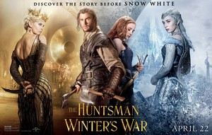 The Huntsman Winters War Billboard Art