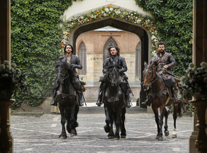The Musketeers - Season 3 - 3x04 - Episode Stills