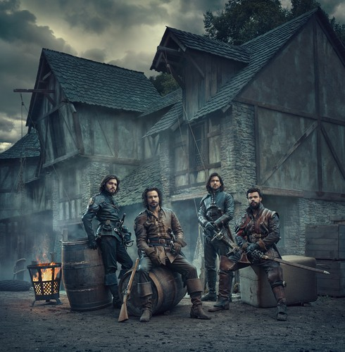 the musketeers wiki